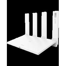 Роутер беспроводной Huawei WS7100 (AX3 DUAL-CORE) AX3000 10/100/1000BASE-TX белый