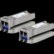 Трансивер Ubiquiti UF-SM-10G Single-Mode Module 1G BiDi 2pack