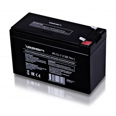 Батарея для ИБП Ippon IPL12-7 12В 7Ач