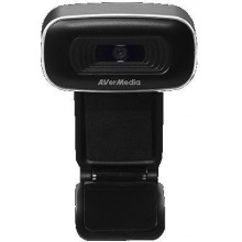 Камера Web Avermedia PW310O черный 2Mpix USB2.0 с микрофоном