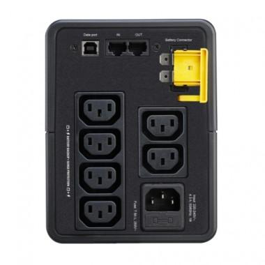 ИБП APC Back-UPS BX950MI (520Вт, 950ВА, черный)