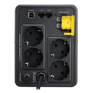 ИБП APC Back-UPS BX950MI-GR (520Вт, 950ВА, черный)