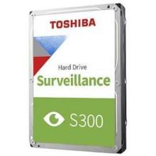 Жесткий диск Toshiba SATA-III 2Tb HDWT720UZSVA Surveillance S300 (5400rpm) 128Mb 3.5