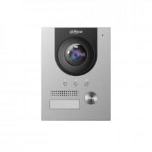 Видеопанель Dahua DH-VTO2202F-P цвет панели: серебристый