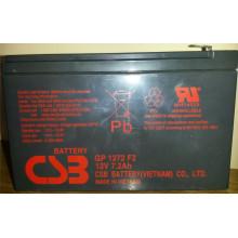 Батарея для ИБП CSB GP1272F2 12В 7.2Ач