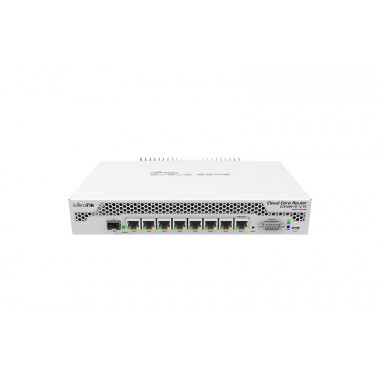 Роутер MikroTik CCR1009-7G-1C-PC