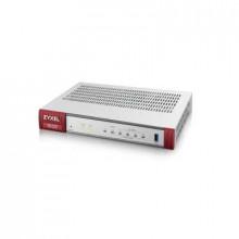 Сетевой экран Zyxel USGFLEX100 (USGFLEX100-RU0101F) 10/100/1000BASE-TX