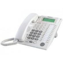 Системный телефон Panasonic KX-T7735RU белый
