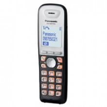 Трубка доп. Dect Panasonic KX-WT115RU черный для KX-TDA/TDE/NCP