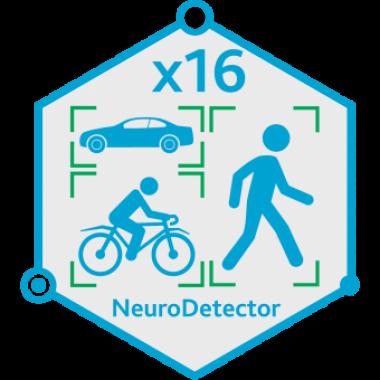 TRASSIR Neuro Detector-16