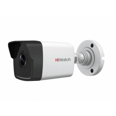 Видеокамера IP HiWatch DS-I200 (D) 2.8мм цветная