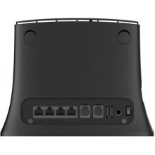Интернет-центр ZTE MF283 10/100BASE-TX/4G(3G) черный
