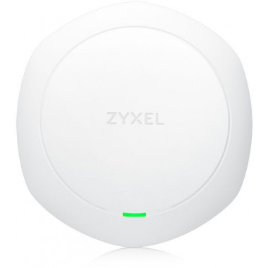 Точка доступа Zyxel NebulaFlex NWA1123-AC HD (NWA1123-ACHD-EU0101F) AC1600 Wi-Fi белый