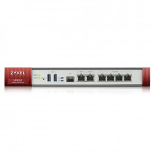 Сетевой экран Zyxel ZyWALL VPN100 (VPN100-RU0101F) 10/100/1000BASE-TX/SFP