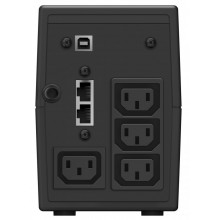 ИБП Ippon Back Power Pro II 600 (360Вт, 600ВА, черный)