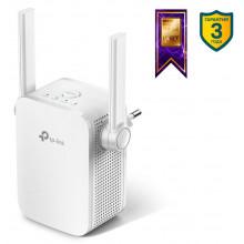 Повторитель беспроводного сигнала TP-Link RE205 AC750 Wi-Fi белый