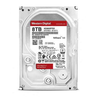 Жесткий диск WD Original SATA-III 8Tb WD8003FFBX Red Pro (7200rpm) 256Mb 3.5
