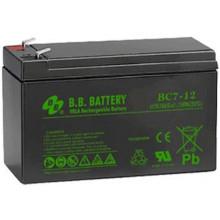 Батарея для ИБП BB BC 7,2-12 12В 7.2Ач