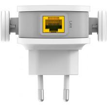 Повторитель беспроводного сигнала D-Link DAP-1610 (DAP-1610/ACR/A2A) Wi-Fi белый