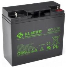 Батарея для ИБП BB BC 17-12 12В 17Ач