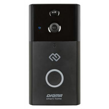 Видеодомофон Digma SmartGate SG1 черный