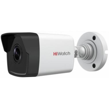 Видеокамера IP HiWatch DS-I400 (B) 2.8мм