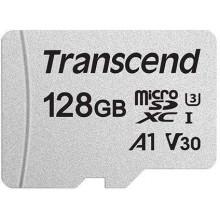 Флеш карта microSDXC 128Gb Transcend TS128GUSD300S w/o adapter