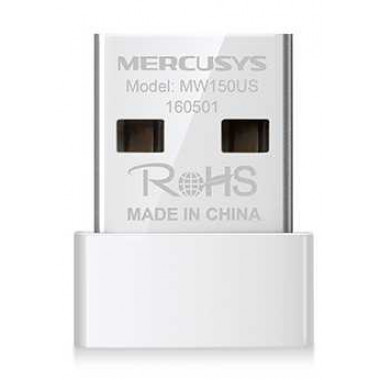 Сетевой адаптер WiFi Mercusys MW150US USB 2.0