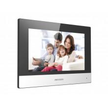 Видеодомофон Hikvision DS-KH6320-WTE1 белый