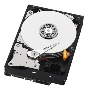 Жесткий диск WD Original SATA-III 6Tb WD60EFAX NAS Red (5400rpm) 256Mb 3.5