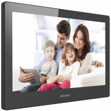 Видеодомофон Hikvision DS-KH8520-WTE1 черный