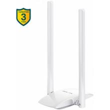 Сетевой адаптер WiFi Mercusys MW300UH USB 2.0 (ант.внеш.несъем.) 2ант.