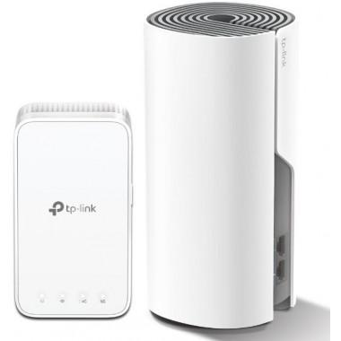 Бесшовный Mesh роутер TP-Link Deco E3 (DECO E3(2-PACK)) AC1200 10/100BASE-TX белый (упак.:2шт)