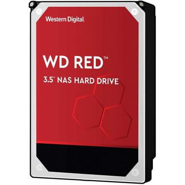 Жесткий диск WD Original SATA-III 2Tb WD20EFAX Red (5400rpm) 256Mb 3.5