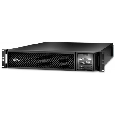 Источник бесперебойного питания APC Smart-UPS SRT SRT1000RMXLI-NC 1000Вт 1000ВА черный