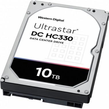 Жесткий диск WD Original SAS 3.0 10Tb 0B42258 WUS721010AL5204 Ultrastar DC HC330 (7200rpm) 256Mb 3.5