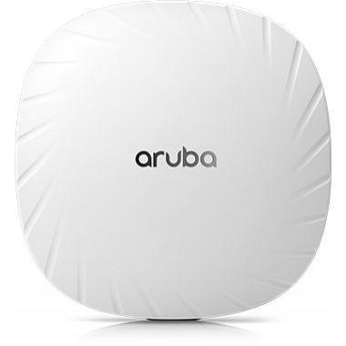 Точка доступа HPE Aruba AP-515 (RW) Unified AP (Q9H62A) 10/100/1000BASE-TX белый