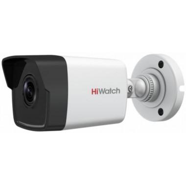 Видеокамера IP HiWatch DS-I200(C) 4мм