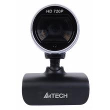 Камера Web A4 PK-910P черный 1Mpix (1280x720) USB2.0 с микрофоном
