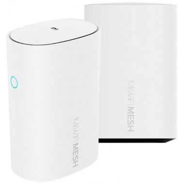 Роутер беспроводной Xiaomi Mi WiFi Router (MESH) 10/100/1000BASE-TX белый