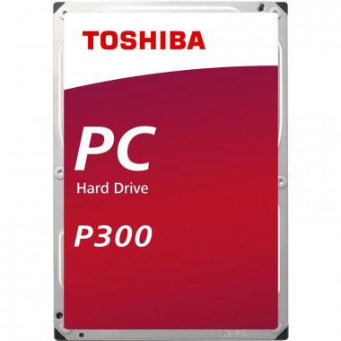 Жесткий диск Toshiba SATA-III 4Tb HDWD240UZSVA P300 (5400rpm) 128Mb 3.5
