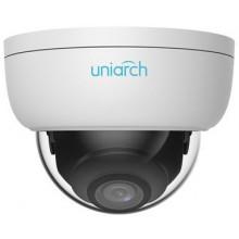 Видеокамера IP UNV IPC-D112-PF40 4мм