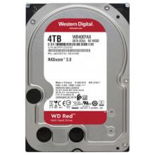 Жесткий диск WD Original SATA-III 4Tb WD40EFAX Red 256Mb 3.5