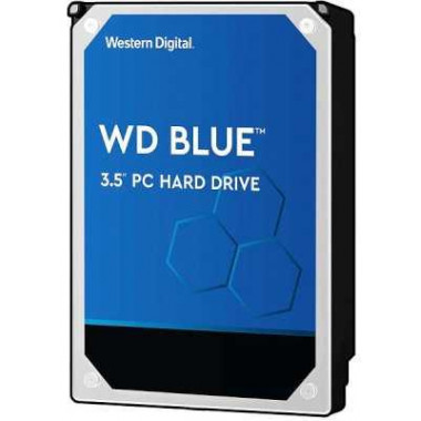 Жесткий диск WD Original SATA-III 6Tb WD60EZAZ Blue (5400rpm) 256Mb 3.5