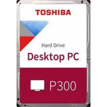 Жесткий диск Toshiba SATA-III 2Tb HDWD220UZSVA P300 (5400rpm) 128Mb 3.5