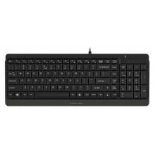 Клавиатура A4Tech Fstyler FK15 черный USB