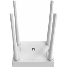 Роутер беспроводной Netis MW5240 N300 10/100BASE-TX/4G ready белый