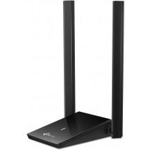 Сетевой адаптер WiFi TP-Link Archer T4U Plus AC1300 USB 3.0 (ант.внеш.несъем.) 2ант.
