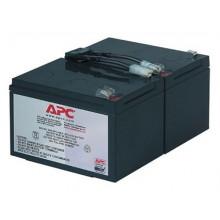 Батарея для ИБП APC RBC6 12В 12Ач