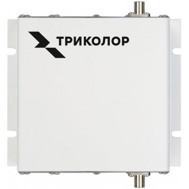 Усилитель сигнала Триколор TR-1800/2100-50-kit 10м двухдиапазонная белый (046/91/00053737)